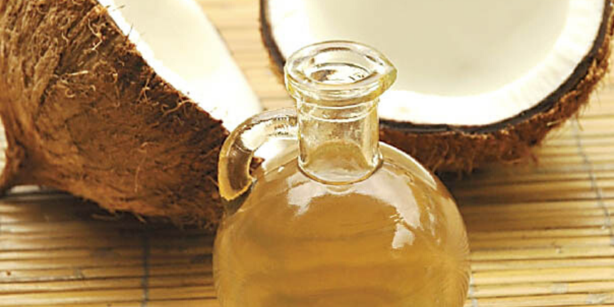 is coconut oil good for constipation