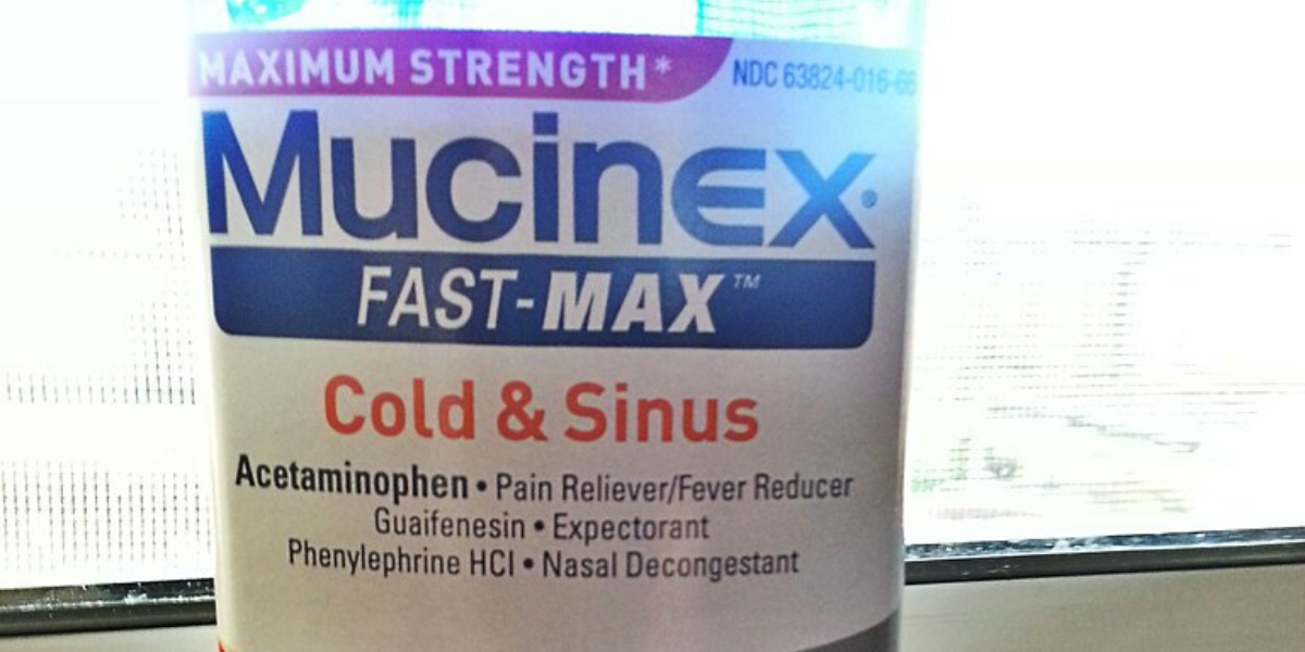 Can Mucinex Cause Diarrhea