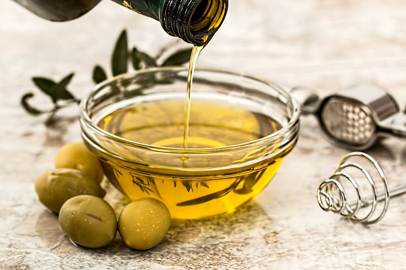 can olive oil cause diarrhea